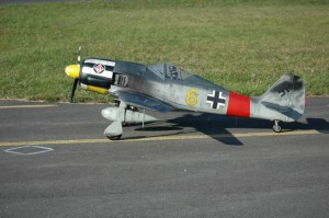 FW-190A3